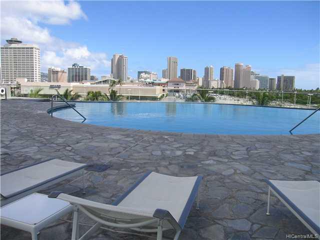 Hawaiki Tower condo # 702, Honolulu, Hawaii - photo 9 of 10