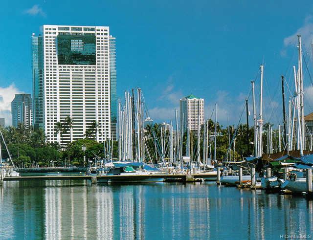 Hawaiki Tower condo # 703, Honolulu, Hawaii - photo 6 of 7