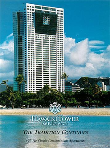 Hawaiki Tower condo # 904, Honolulu, Hawaii - photo 6 of 8