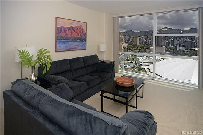 909 Kapiolani condo #1705, Honolulu, Hawaii - photo 1 of 23