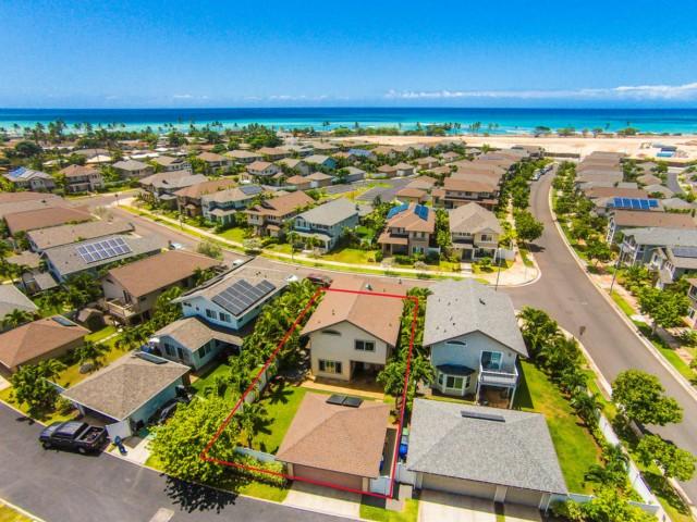 91 1003 Kai Lea St Ocean Pointe Ewa Beach Home Photo 1 Of