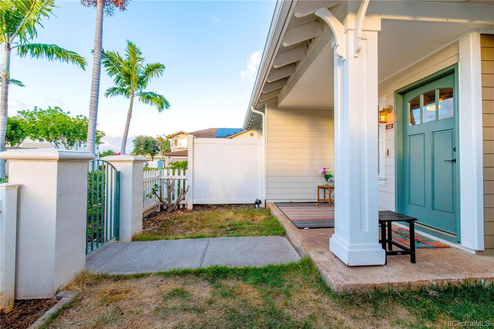 91-1015 Kaipalaoa Street townhouse # 502, Ewa Beach, Hawaii - photo 19 of 21
