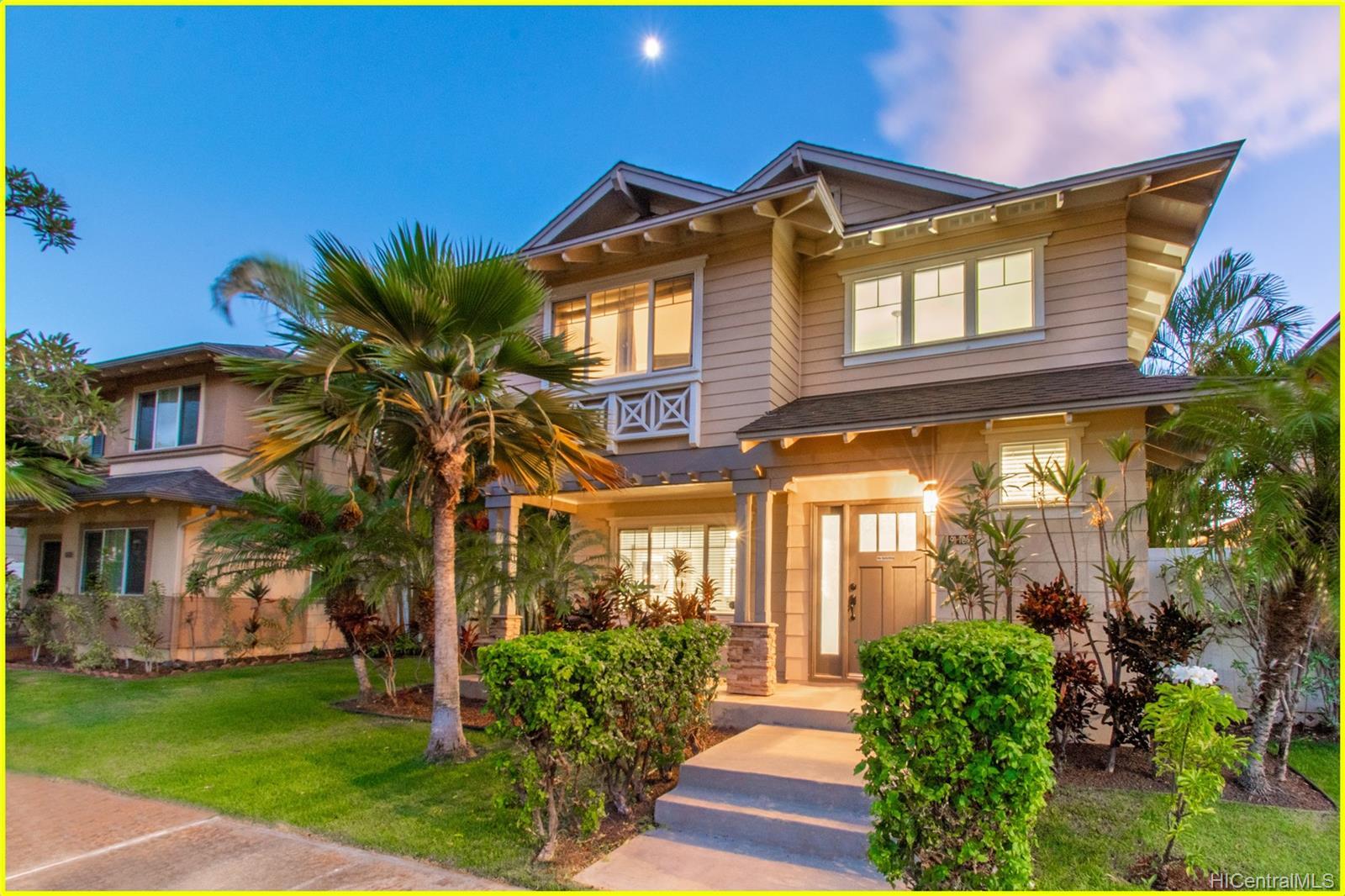 91-1058  Hokuikekai Street Ocean Pointe, Ewaplain home - photo 2 of 21