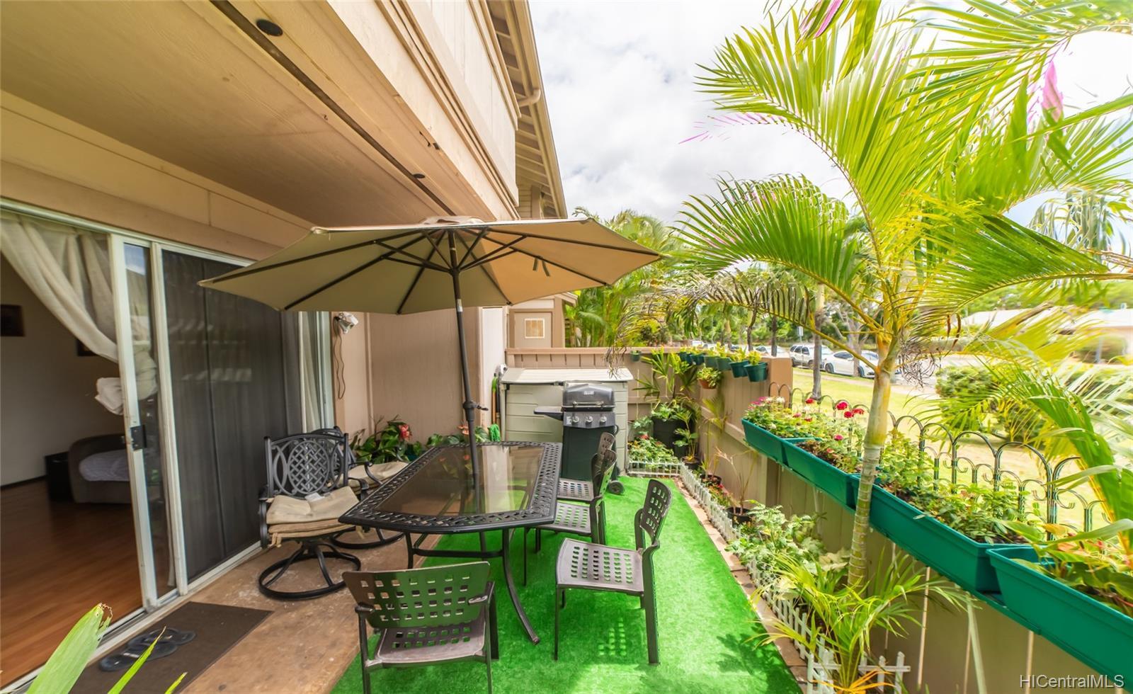 Palm Villas 2 condo # 3A, Ewa Beach, Hawaii - photo 5 of 18