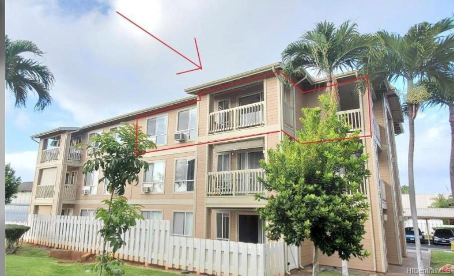 Coronado C condo # 8D, Ewa Beach, Hawaii - photo 1 of 8