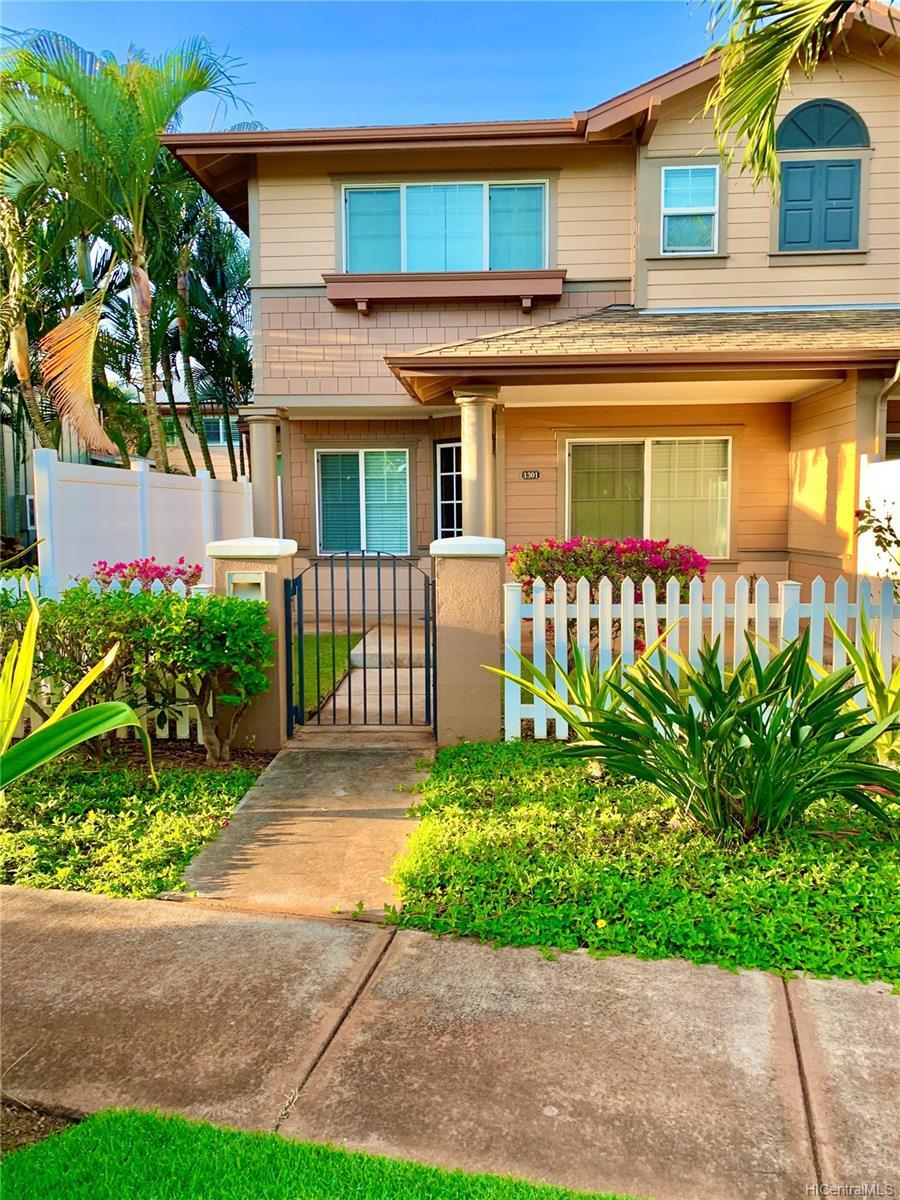 Town Homes @ Frwys Edge 3 condo # 1301, Ewa Beach, Hawaii - photo 1 of 25