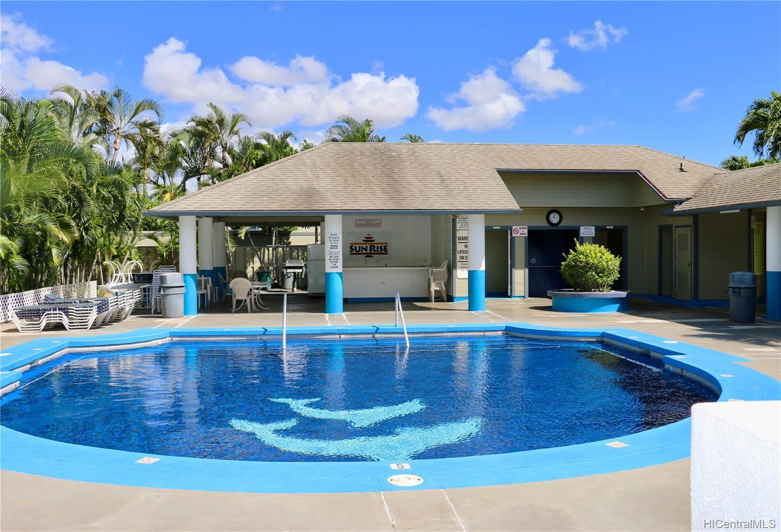 91-249 Hanapouli Circle townhouse # 20H, Ewa Beach, Hawaii - photo 2 of 11