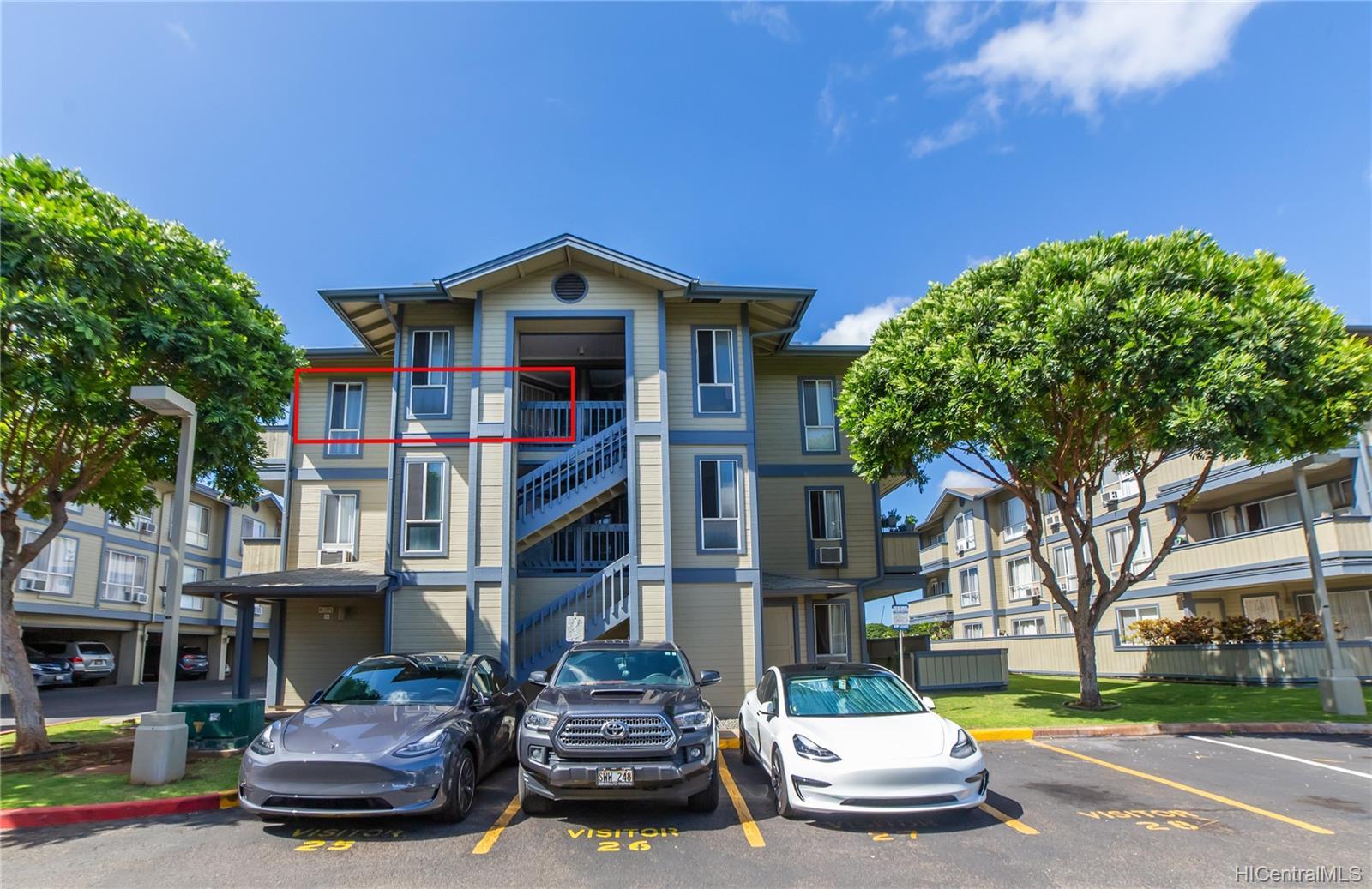 91-273 Hanapouli Circle townhouse # 13I, Ewa Beach, Hawaii - photo 12 of 14