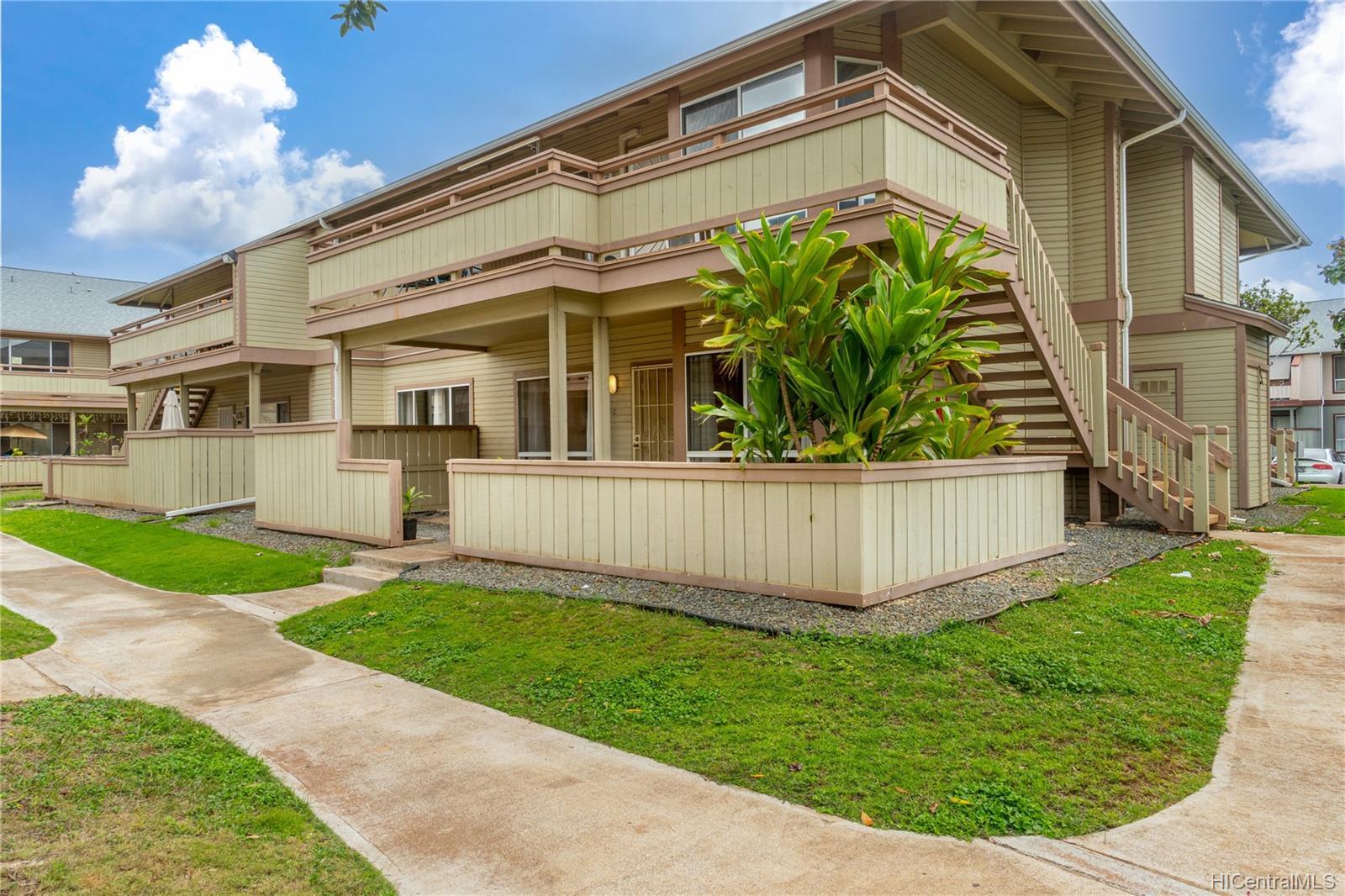 Palm Court condo # 39C, Ewa Beach, Hawaii - photo 1 of 20