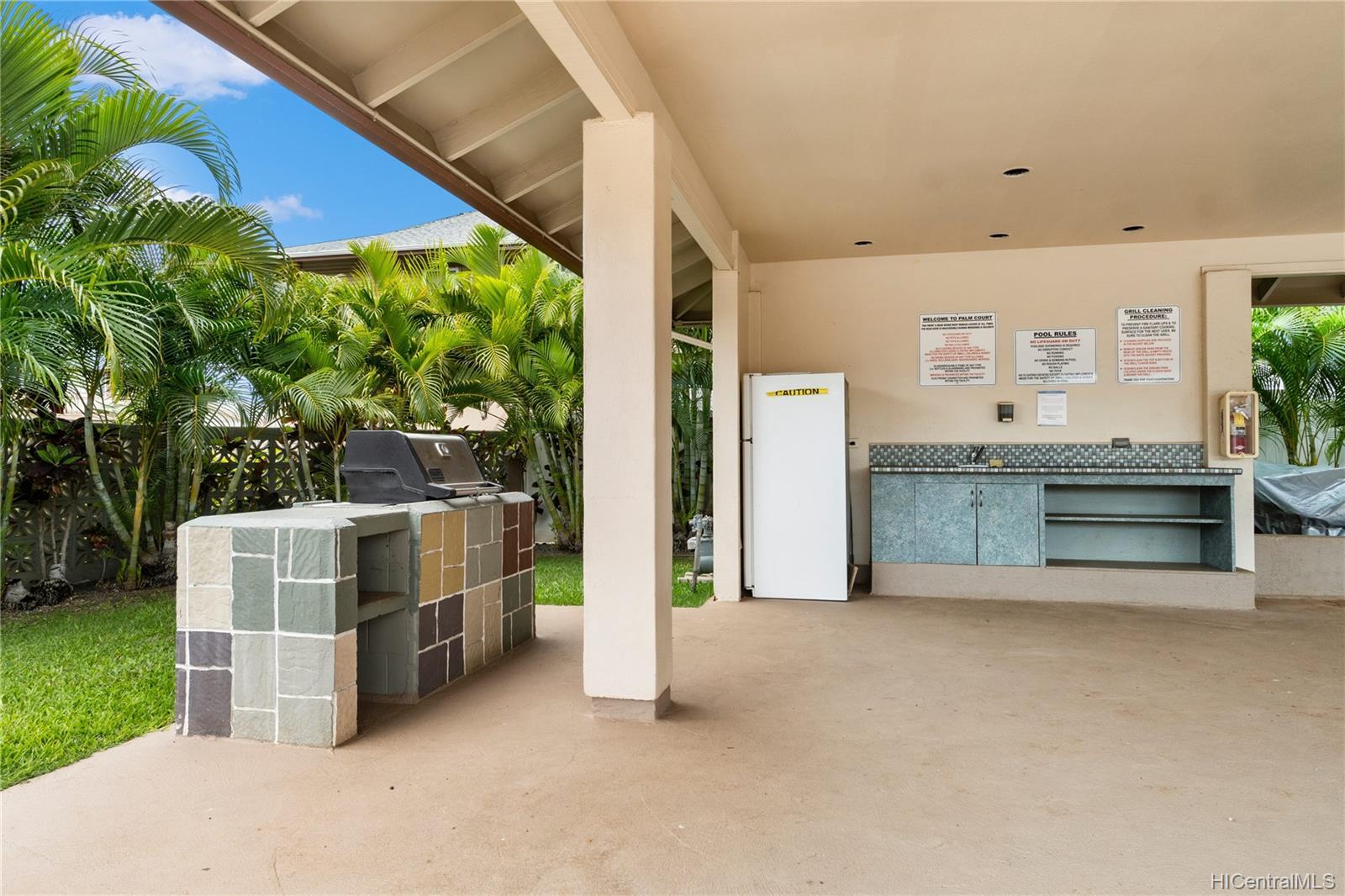 Palm Court condo # 39C, Ewa Beach, Hawaii - photo 19 of 20