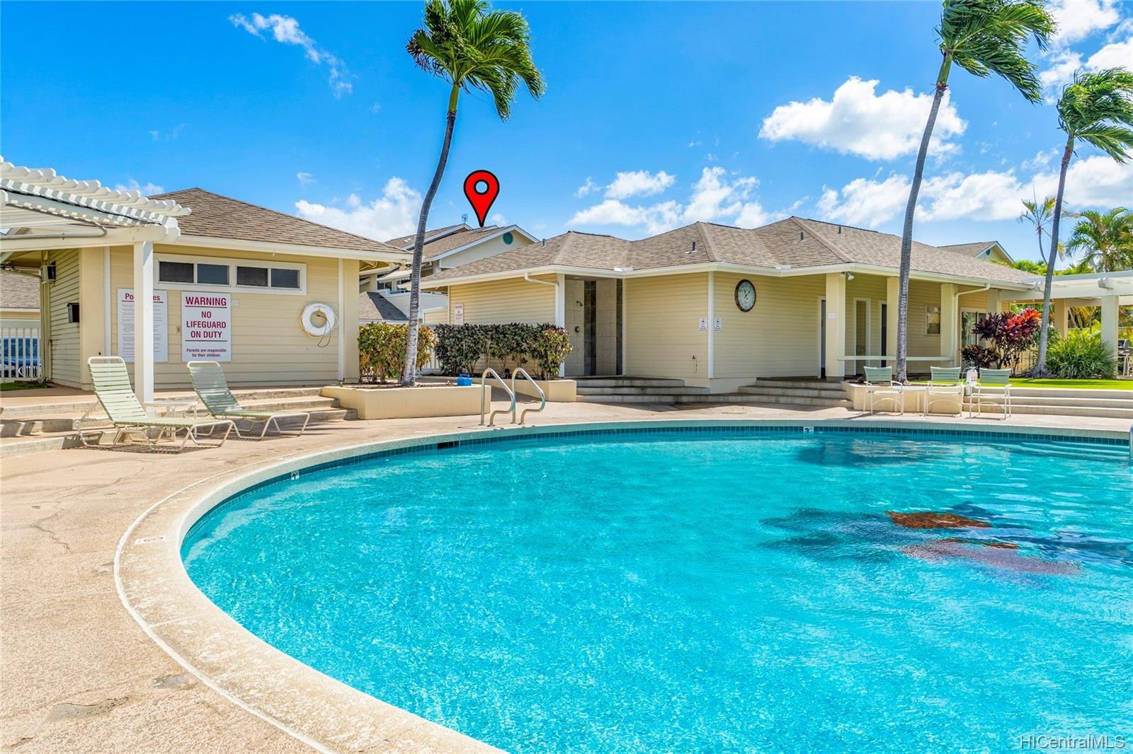 Ewa By Gentry townhouse # 44D, Ewa Beach, Hawaii - photo 19 of 24