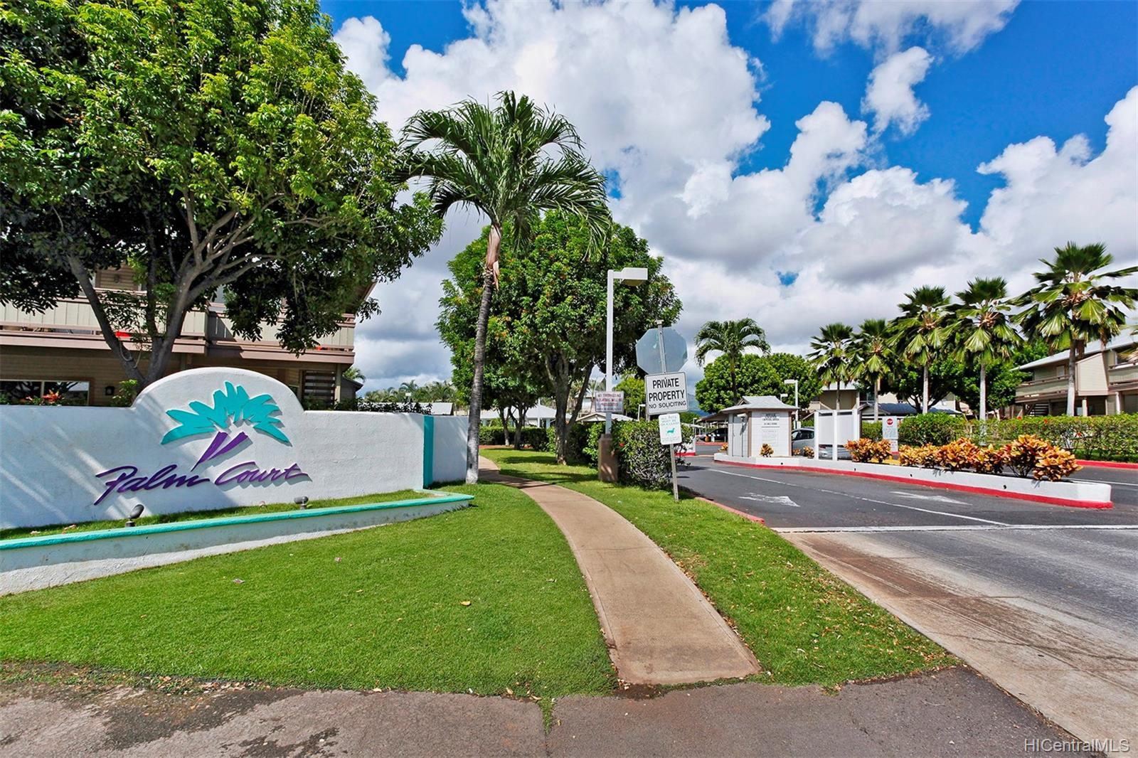Palm Court condo # 2B, Ewa Beach, Hawaii - photo 1 of 18