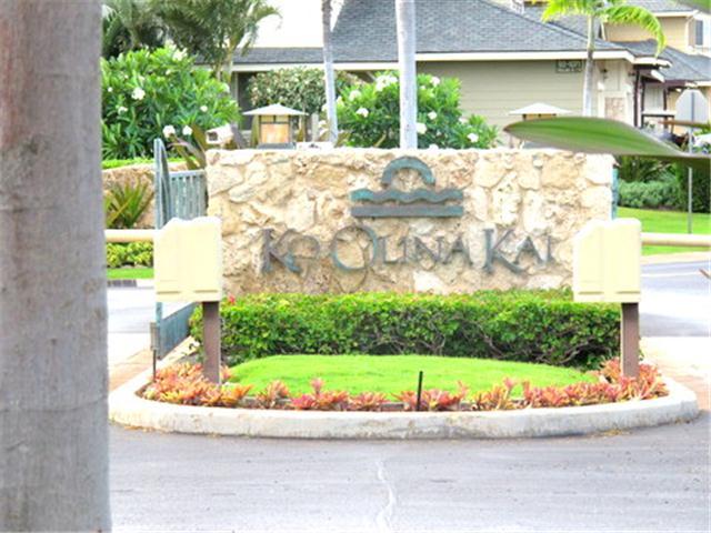 92-1103 Koio Dr townhouse # M18-2, Kapolei, Hawaii - photo 1 of 25