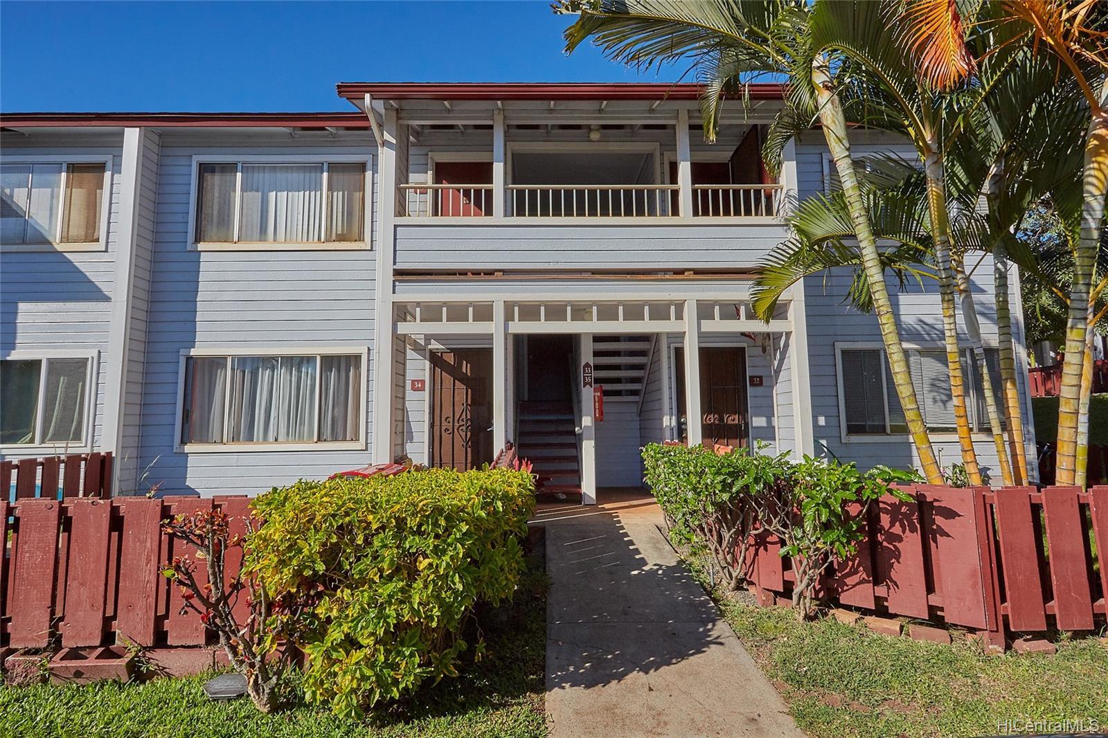PCA townhouse # 33, Kapolei, Hawaii - photo 0 of 22