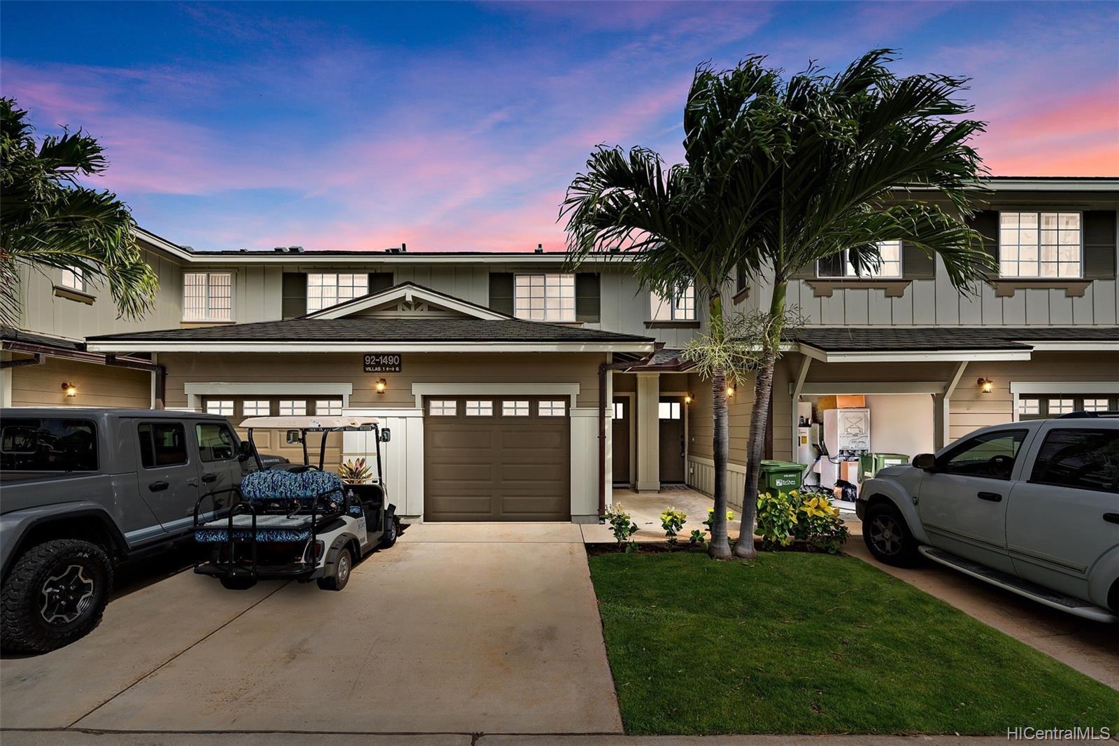 KOCA townhouse # 804, Kapolei, Hawaii - photo 23 of 25