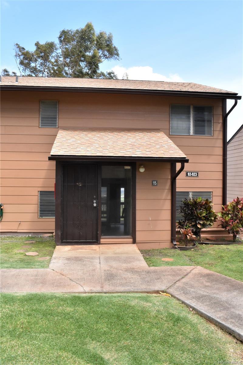 92-923 Welo Street townhouse # 115, Kapolei, Hawaii - photo 1 of 23
