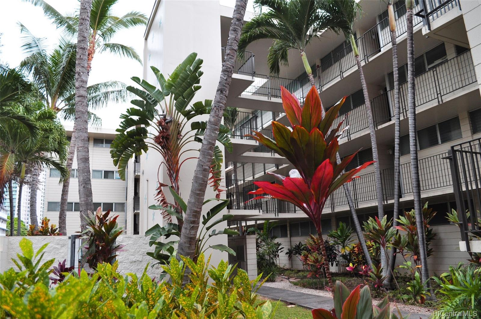 Continental Apts condo # A203, Honolulu, Hawaii - photo 15 of 18