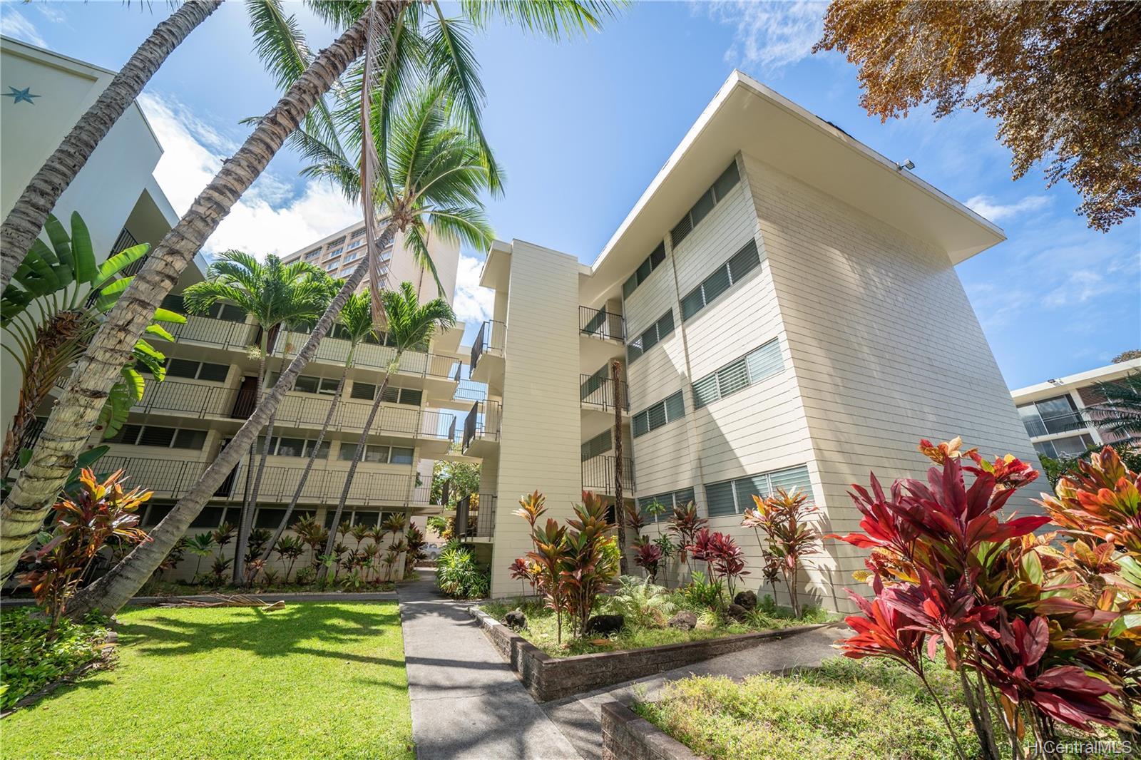 Continental Apts condo # A408, Honolulu, Hawaii - photo 25 of 25