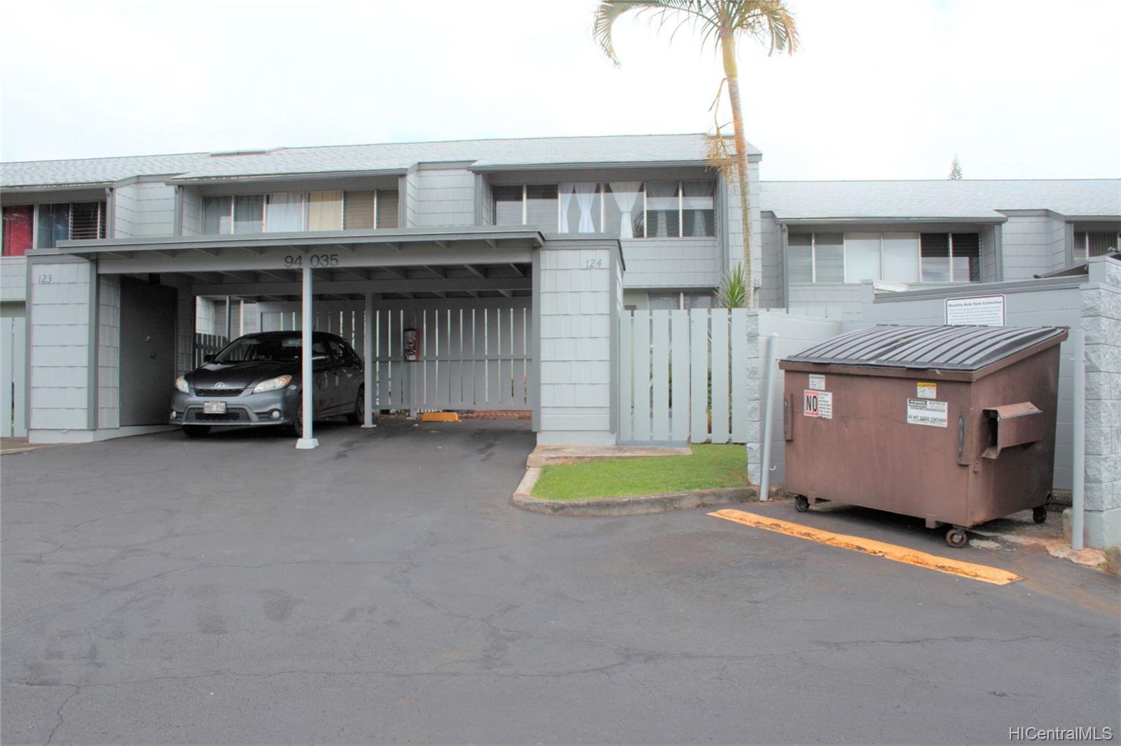 Holaniku Hale condo # 124, Mililani, Hawaii - photo 23 of 24