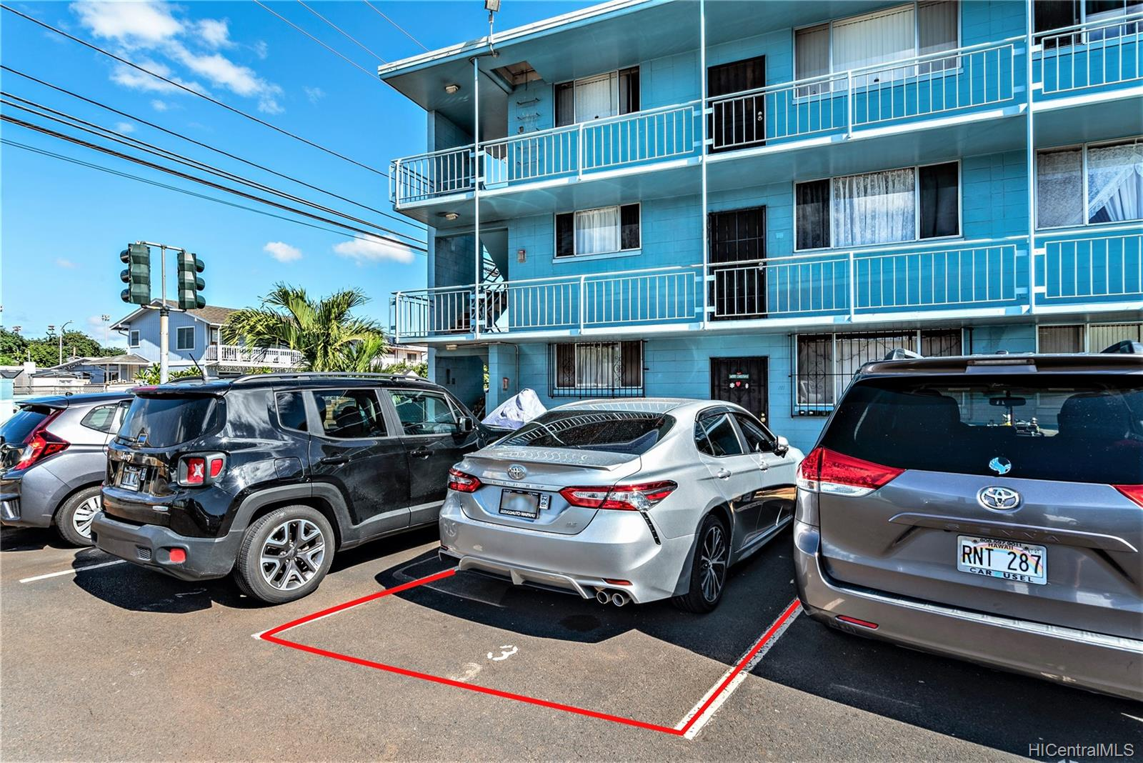 Kunia Terrace condo # 303, Waipahu, Hawaii - photo 13 of 14