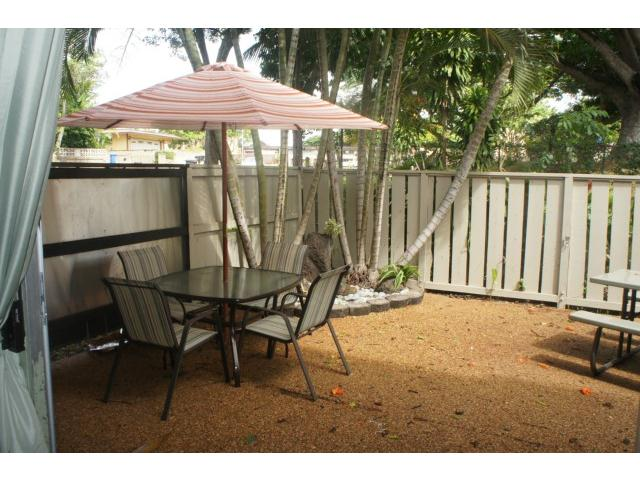 Hokualii Hale condo # 121, Mililani, Hawaii - photo 17 of 19