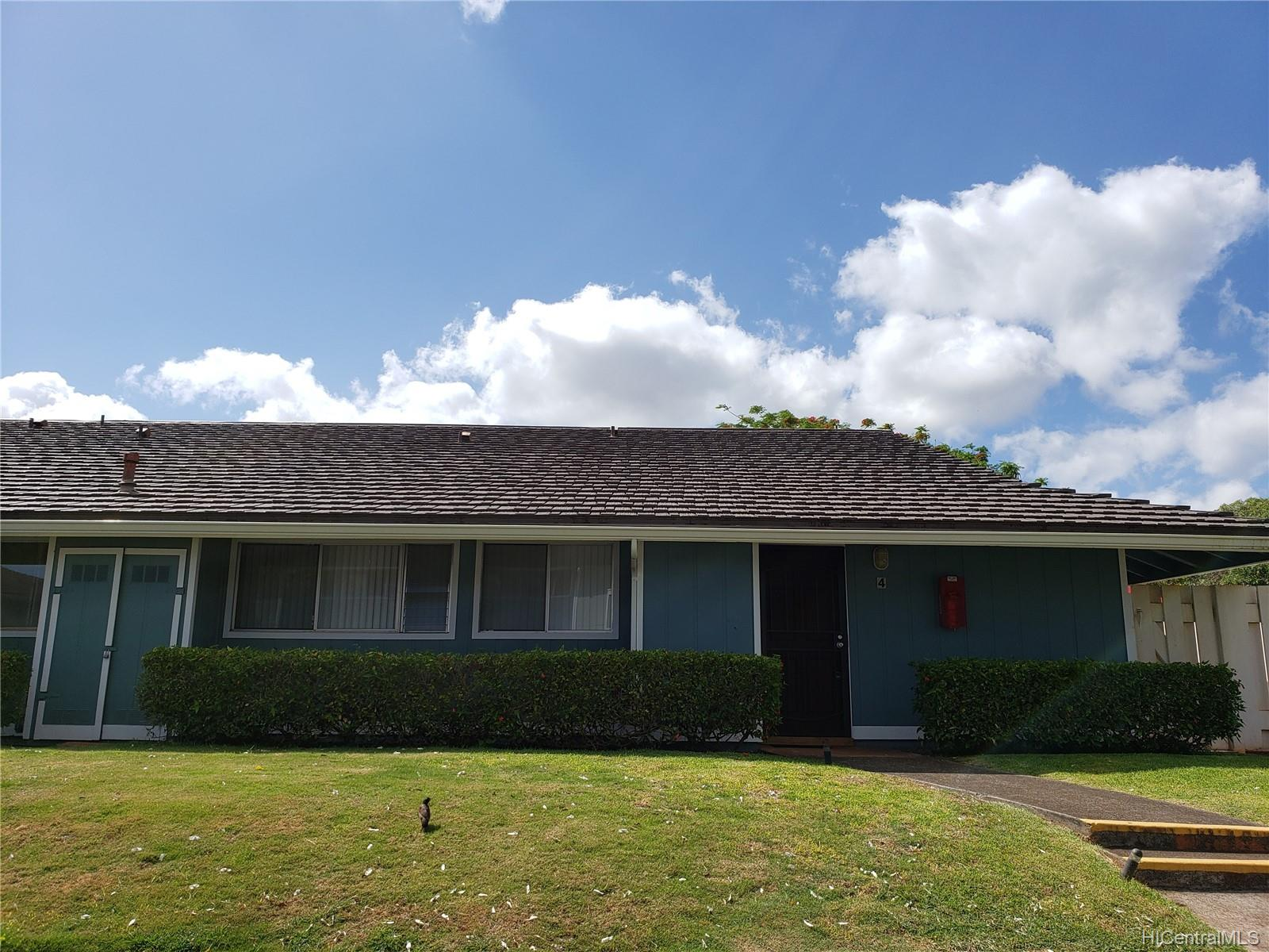 Waipio Gentry townhouse # T4, Waipahu, Hawaii - photo 1 of 19