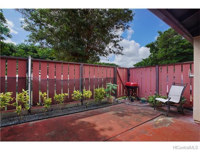 94-1402 Lanikuhana Ave townhouse # 430, Mililani, Hawaii - photo 16 of 17