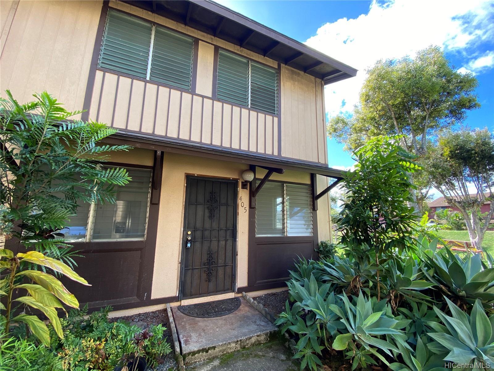 Nob Hill 3 condo # 405, Mililani, Hawaii - photo 1 of 14