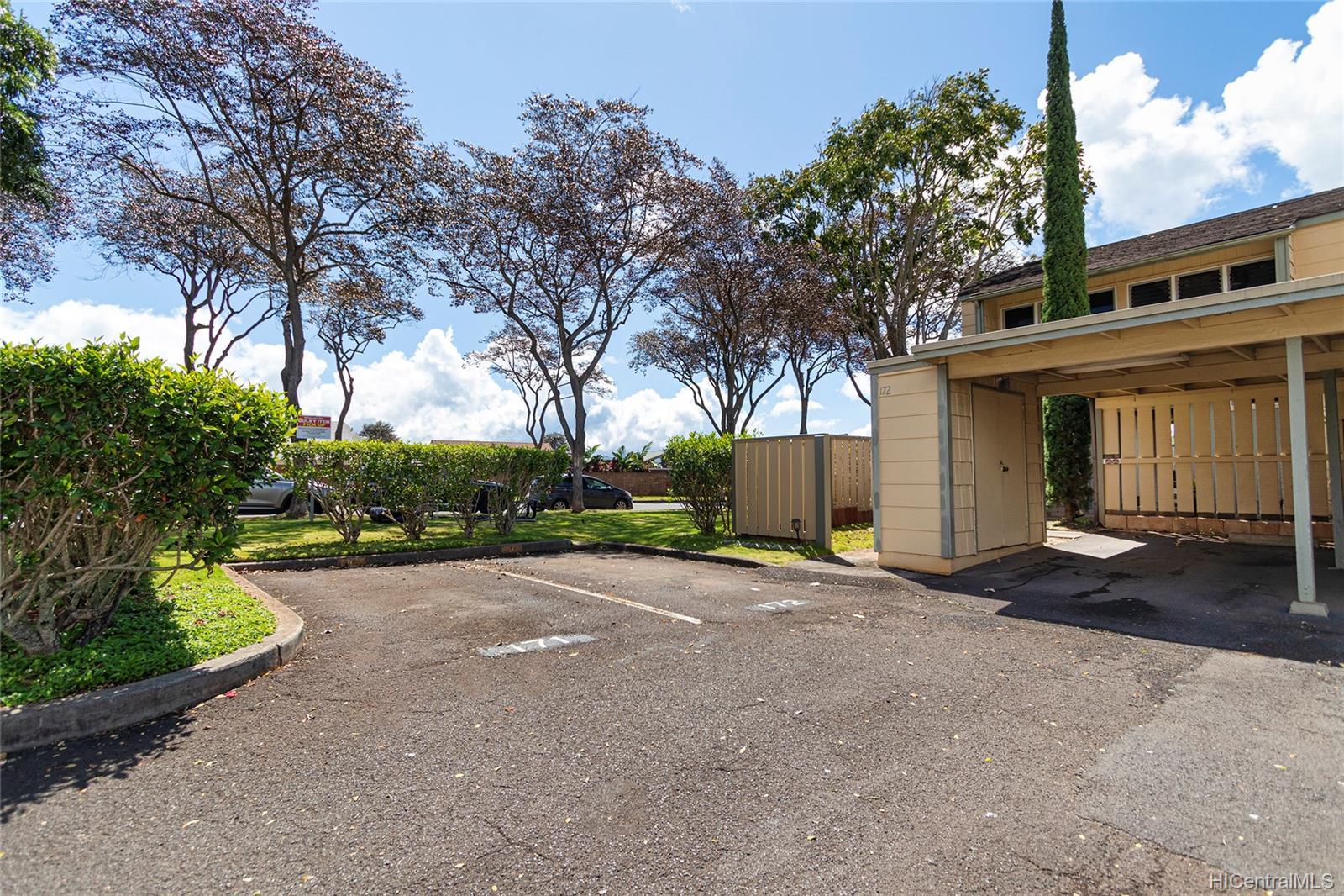 MTA townhouse # 172, Mililani, Hawaii - photo 24 of 25