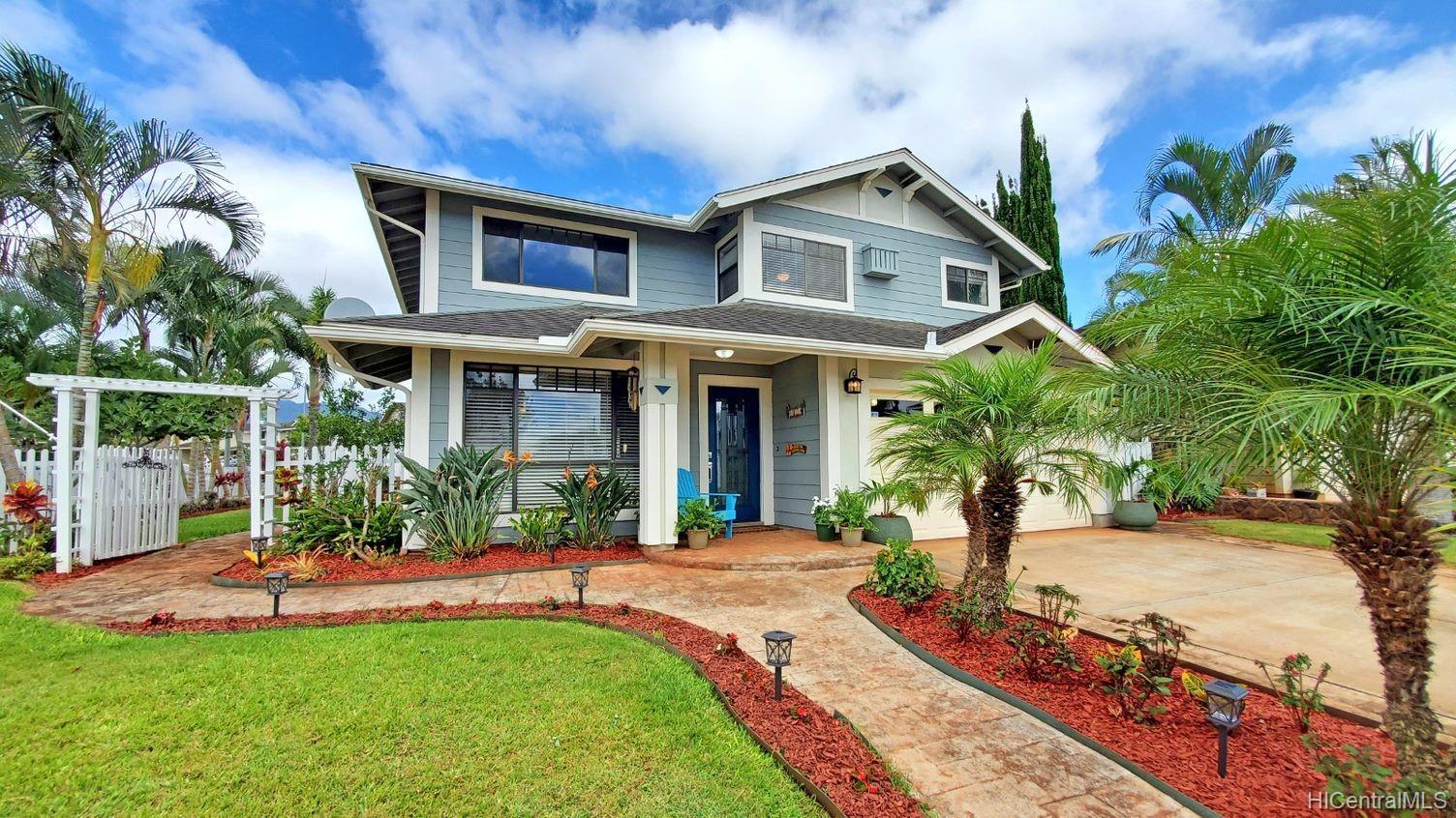 94-502  Hoohele Place Royal Kunia, Waipahu home - photo 1 of 25