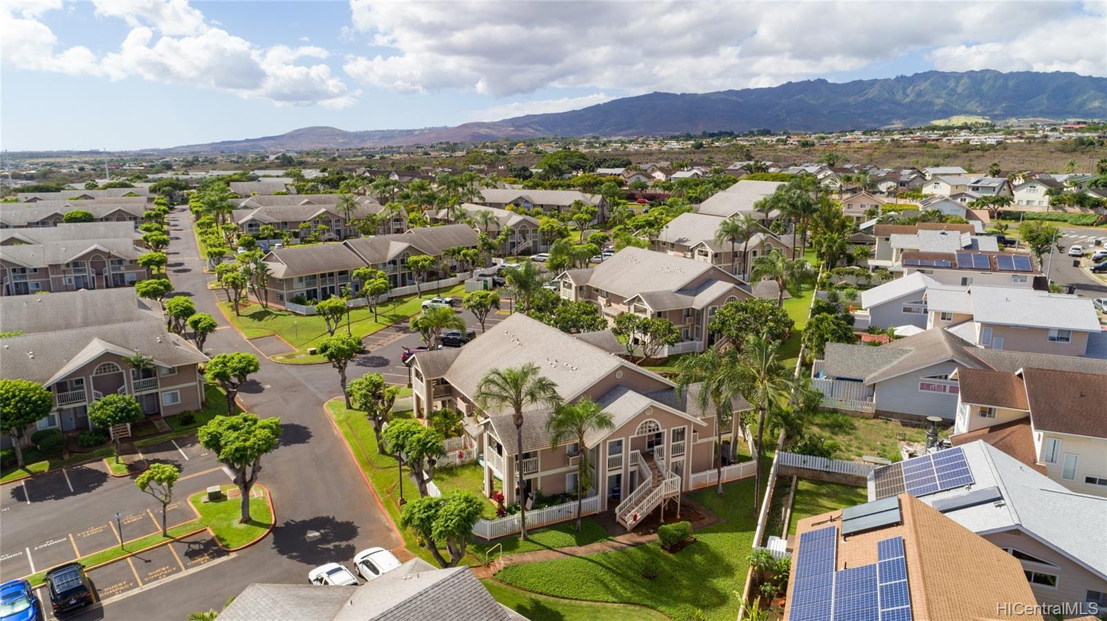 Waikele Association townhouse # E202, Waipahu, Hawaii - photo 11 of 12