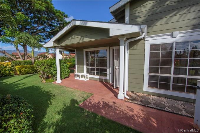 Waikele townhouse # C101, Waipahu, Hawaii - photo 3 of 25