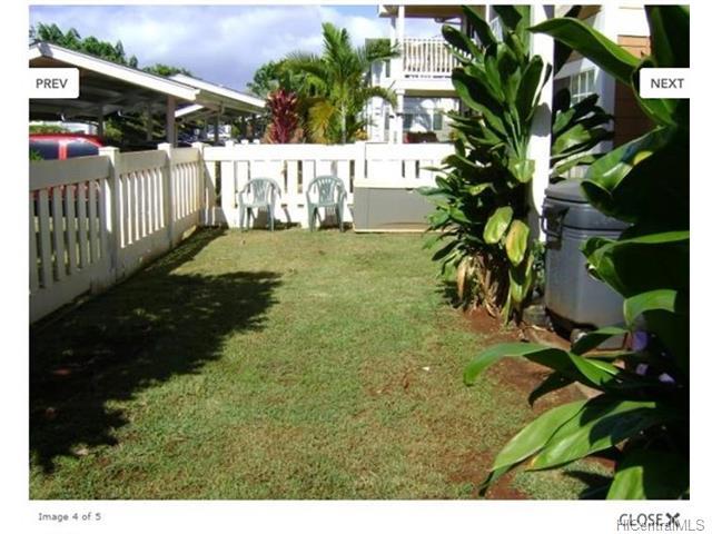 Waikele Comm Assoc townhouse # J103, Waipahu, Hawaii - photo 12 of 18