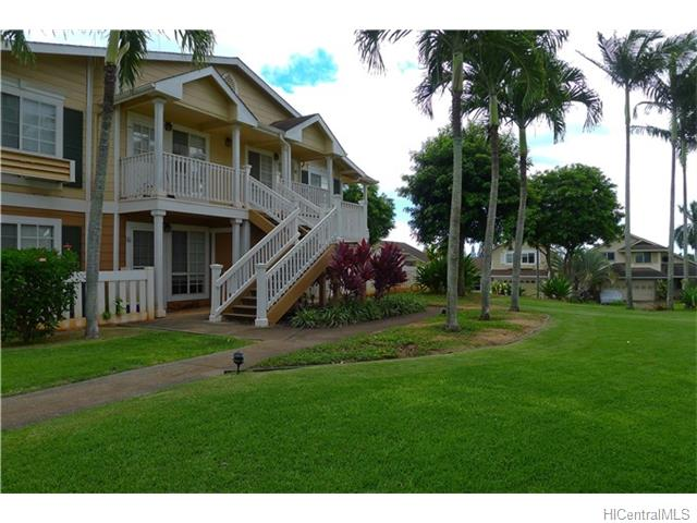 Waikele Comm Assoc townhouse # J103, Waipahu, Hawaii - photo 13 of 18