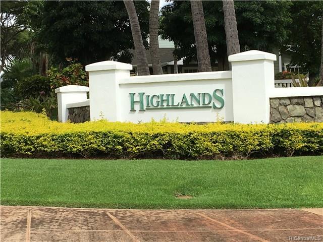 Highlands At Waikele condo # K102, Waipahu, Hawaii - photo 21 of 21