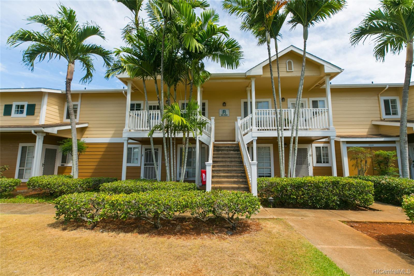 94-602 Lumiauau Street townhouse # R202, Waipahu, Hawaii - photo 24 of 24