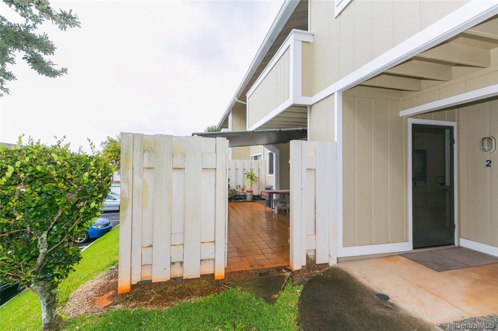 94-724 Paaono Street townhouse # Y2, Waipahu, Hawaii - photo 23 of 24
