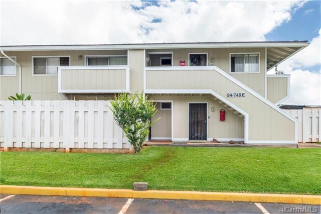 Waipio Gentry townhouse # E5, Waipahu, Hawaii - photo 11 of 13
