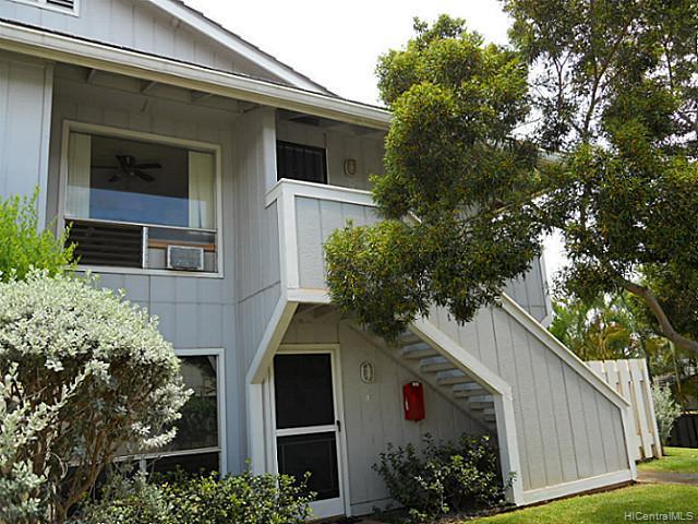 Waipio Gentry Comm Asso townhouse # A/7, Waipahu, Hawaii - photo 1 of 11