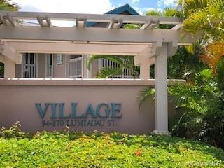 Waikele townhouse # E204, Waipahu, Hawaii - photo 3 of 4