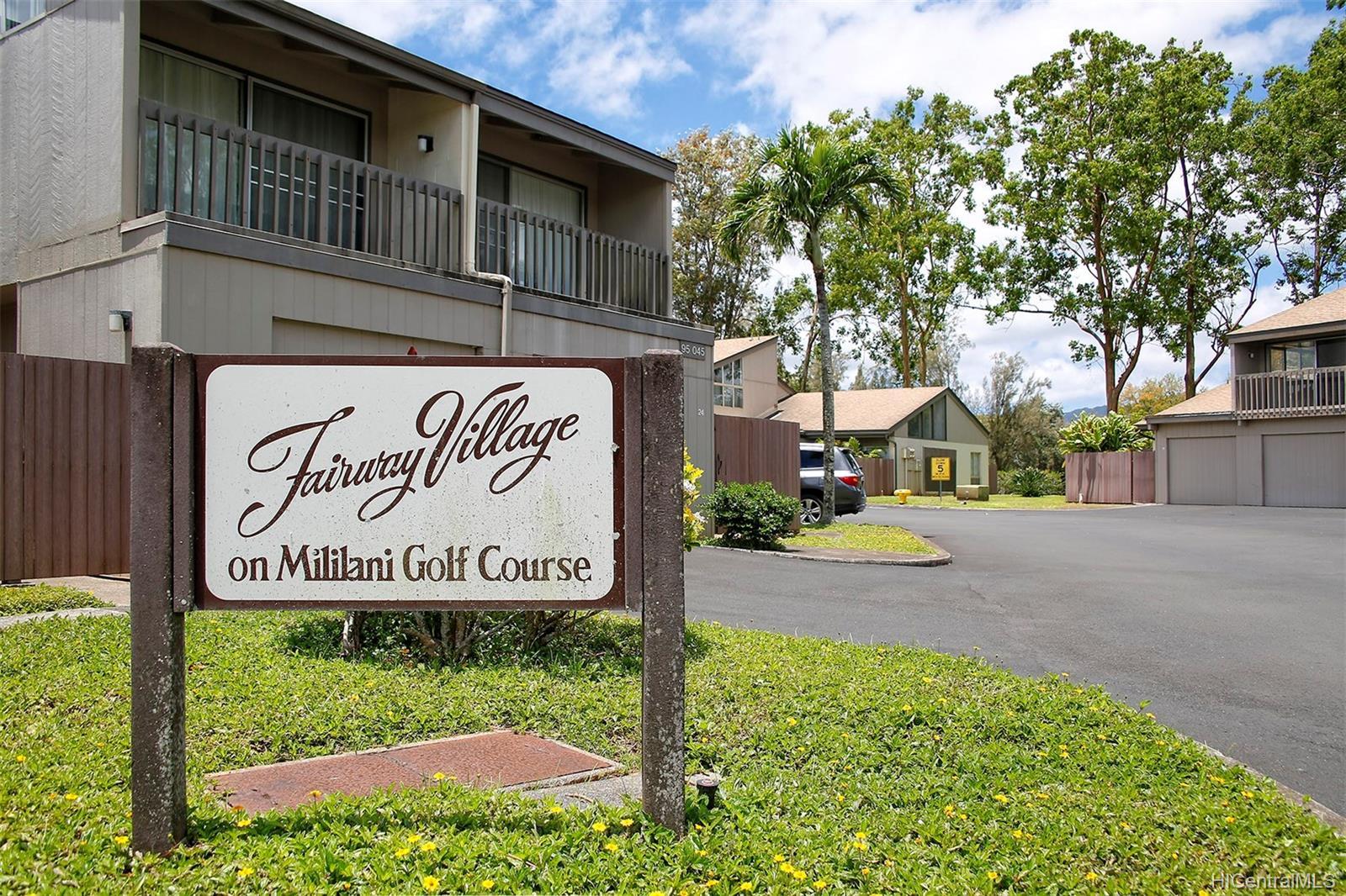 Mililani Town Association townhouse # 11, Mililani, Hawaii - photo 17 of 19
