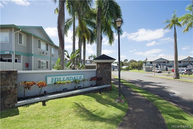 Hillsdale 3 condo # 124, Mililani, Hawaii - photo 1 of 11