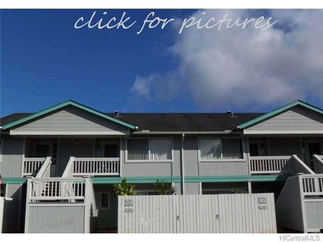 Mililani Town townhouse # 183, Mililani, Hawaii - photo 1 of 10