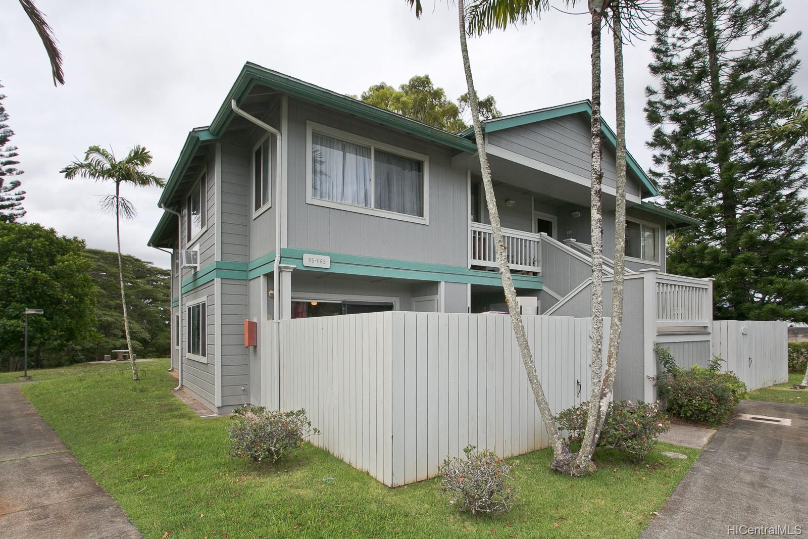 MTA townhouse # A209, Mililani, Hawaii - photo 14 of 15