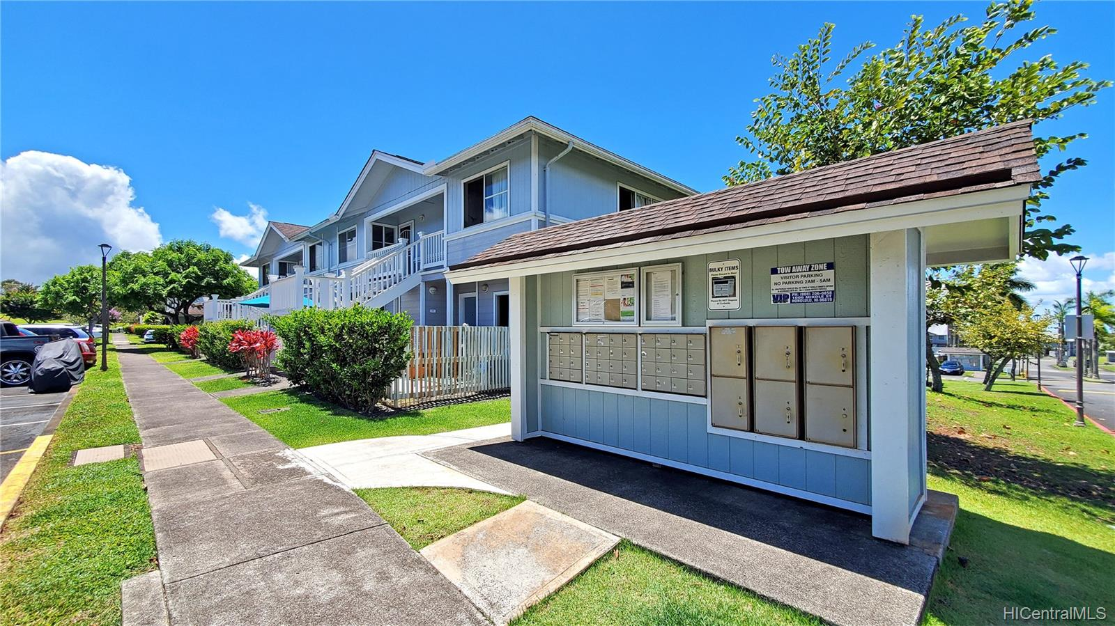 Crescent Lane 3 condo # 98, Mililani, Hawaii - photo 22 of 25
