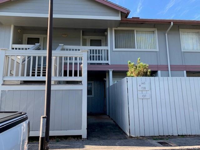MTA townhouse # 138, Mililani, Hawaii - photo 1 of 15