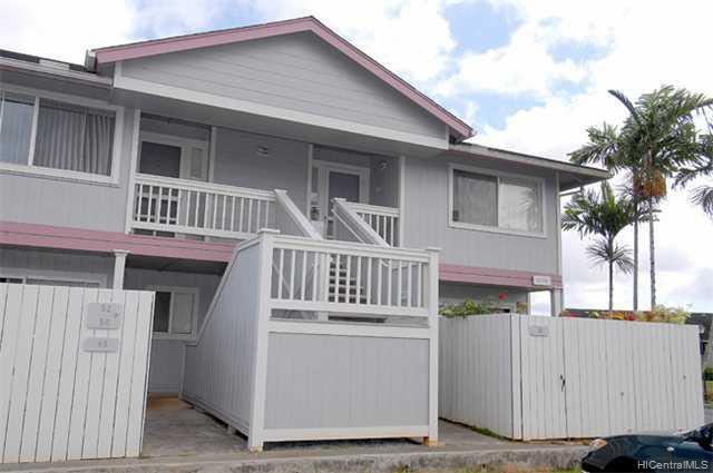 95-1191 Makaikai St townhouse # 50, Mililani, Hawaii - photo 1 of 8