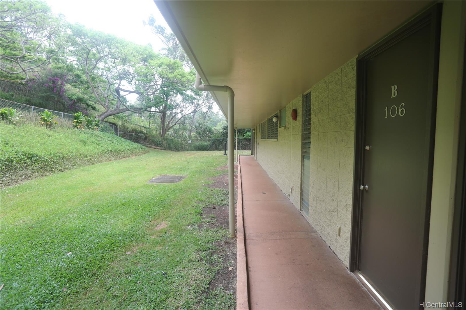 Valleyview Melemanu condo # B106, Mililani, Hawaii - photo 17 of 22