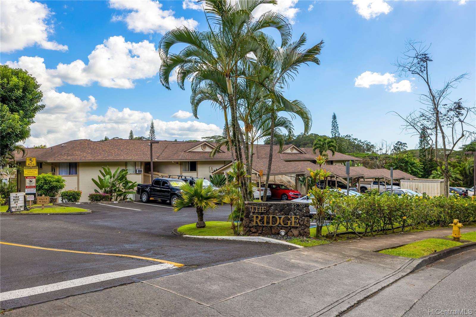 95-510 Wikao Street townhouse # H103, Mililani, Hawaii - photo 18 of 18