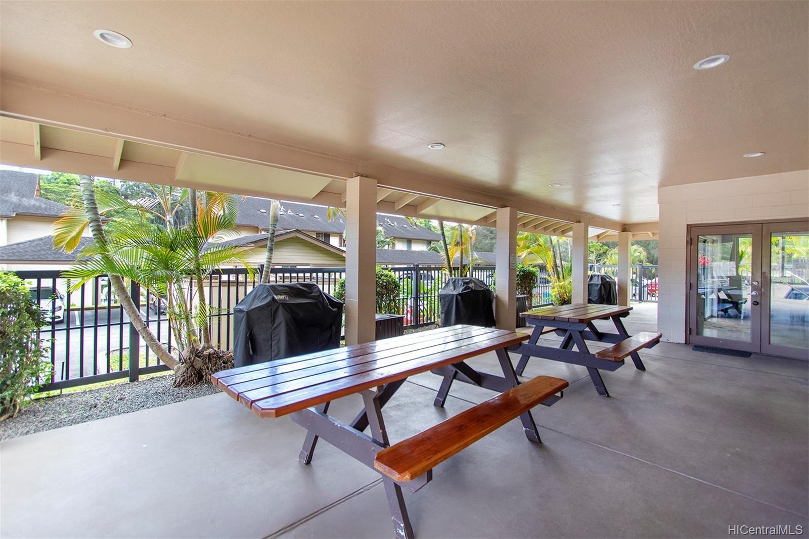 Launani Valley townhouse # A102, Mililani, Hawaii - photo 21 of 25
